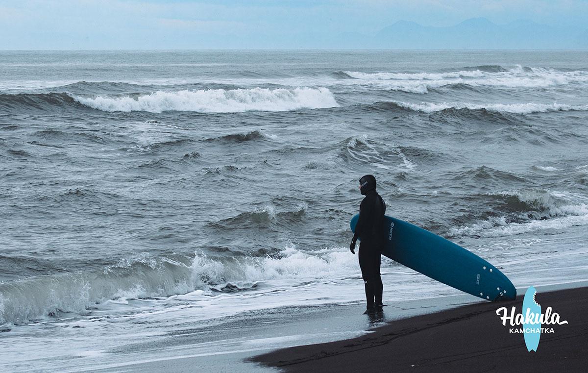 Сёрф-кэмпы на Камчатке, август-сентябрь 2020