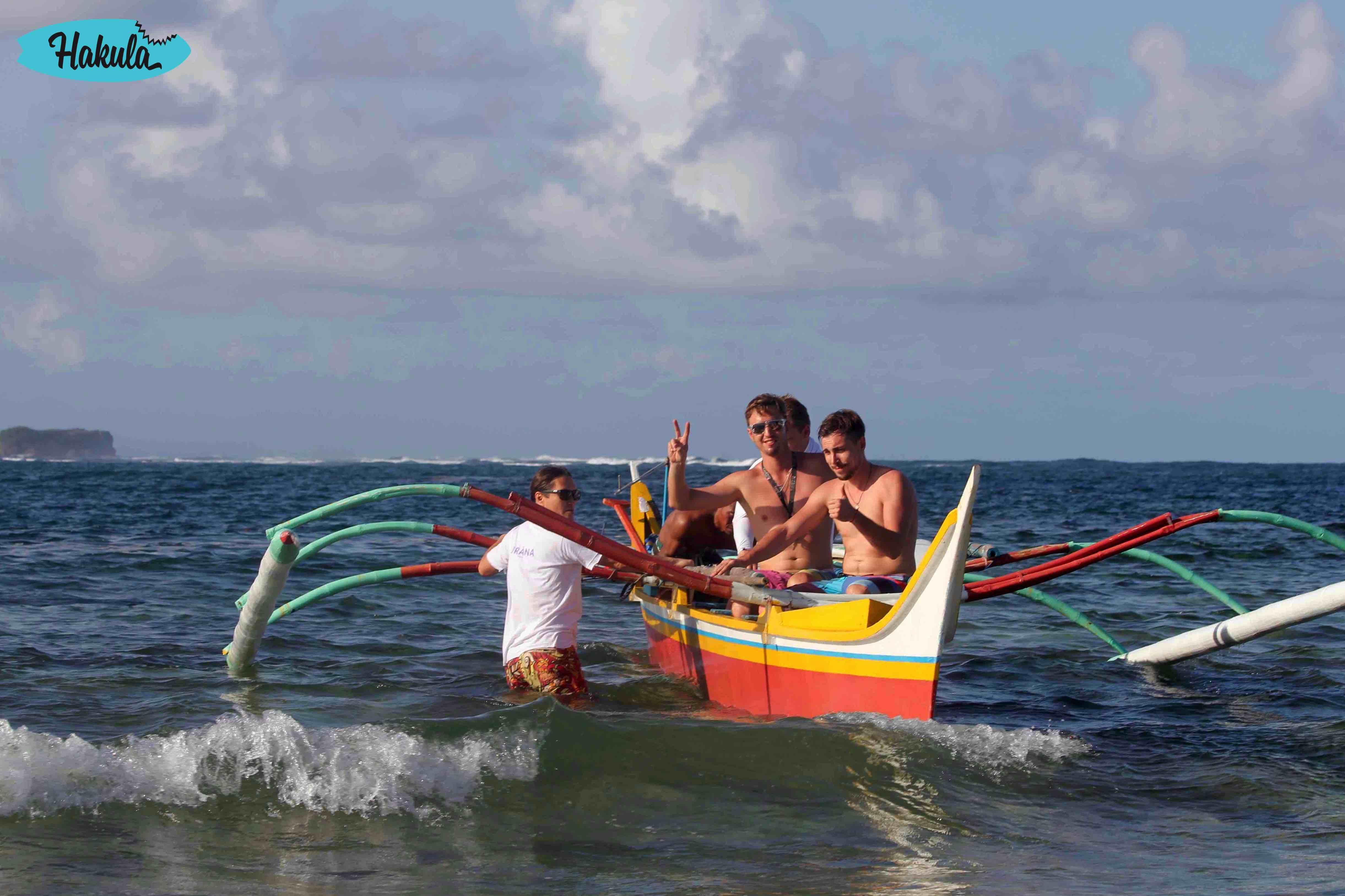 отправляемся серфить, Филиппины