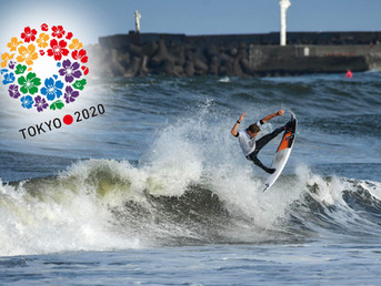 Путь сёрфинга на Олимпиаду