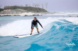 Сёрф-кэмпмп на Мальдивах, осень 2019