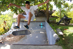 скейтбординг на Сиаргао
