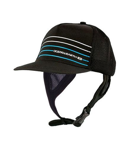 Кепка мужская O&E Kuta Mesh Tracker, black/blue
