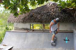 скейтинг на Сиаргао