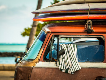 Как подготовиться к сёрф-трипу