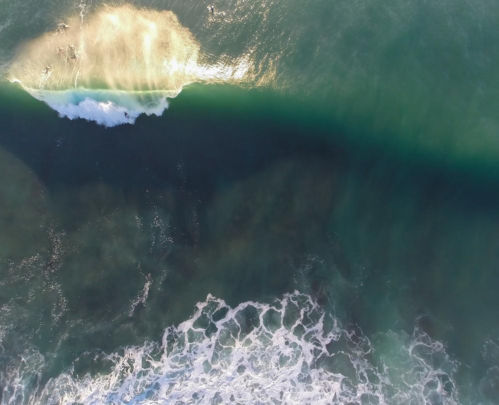 Идеальные волны существуют