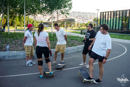 Школа сёрф-скейта SmoothStar x Hakula