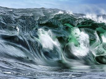 Волна-мутант. Shipstern Bluff