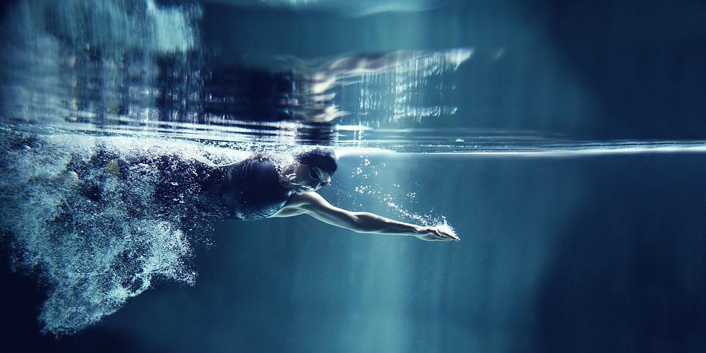 Плавайте кролем