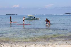 SUP Филиппины Сиаргао