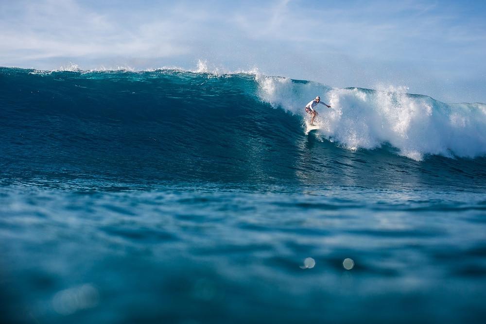 Вам большие волны или маленькие?