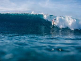 Райское местечко: сёрфинг на Мальдивах