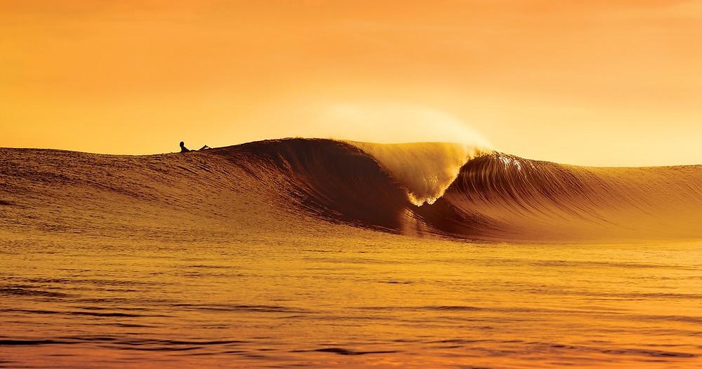 Идеальные волны - разные волны