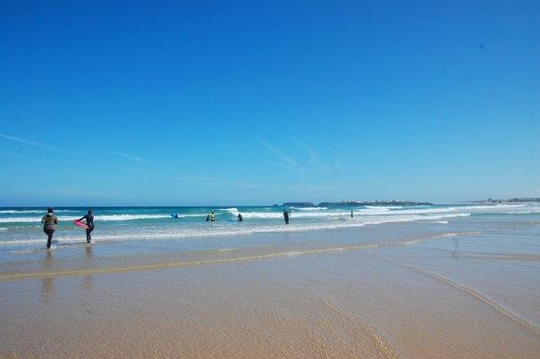 серфинг в Португалии, Пенише