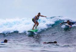 Новогодний сёрф-кэмп на Мальдивах