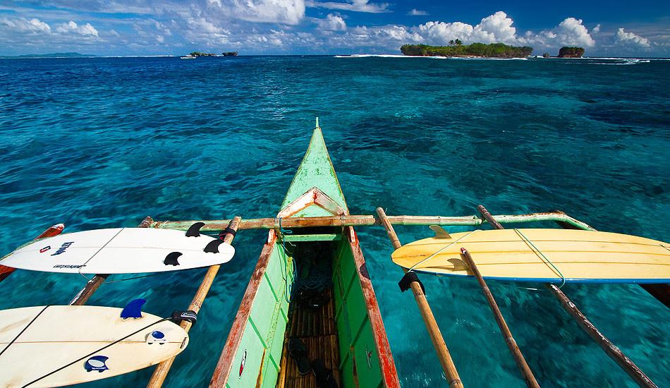 Серф-трип на яхте это действительно круто!