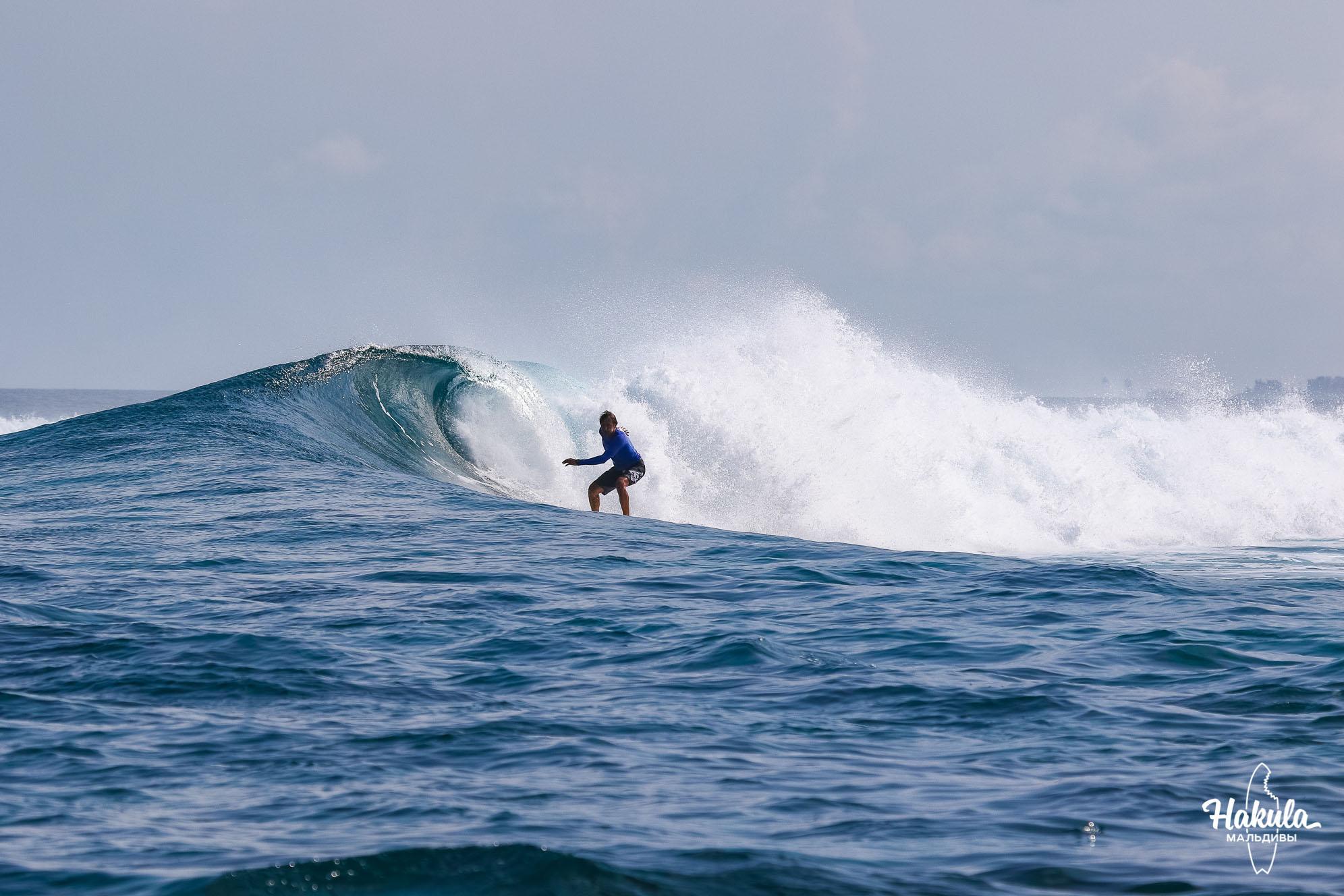 Осенние сёрф-кэмпы на Мальдивах 2020