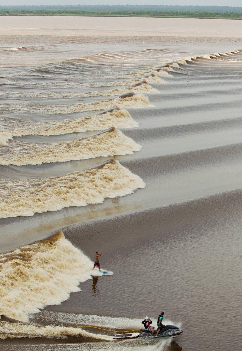 Психоделичный сёрфинг =)