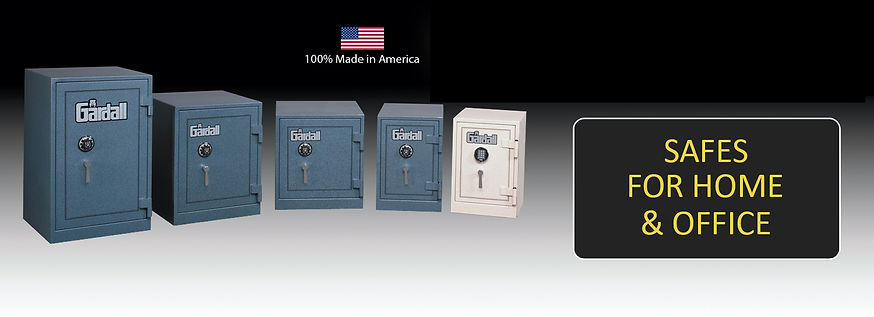 Safes for home & office
