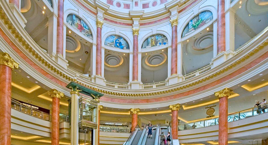 Why we miss Manchester - Number 2. The Trafford Centre