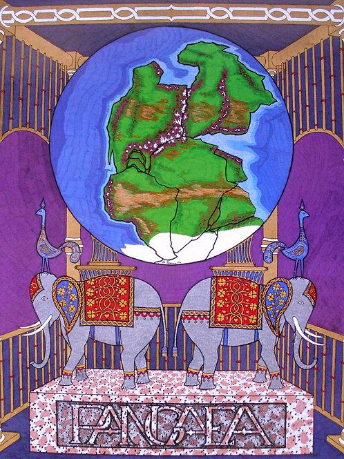 Pangaea Poster