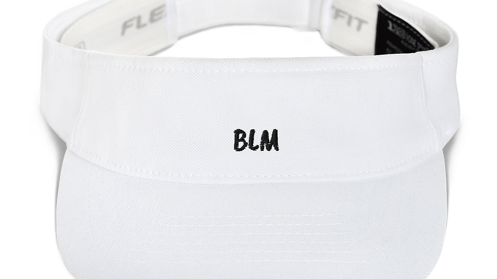 Visor BLM hat
