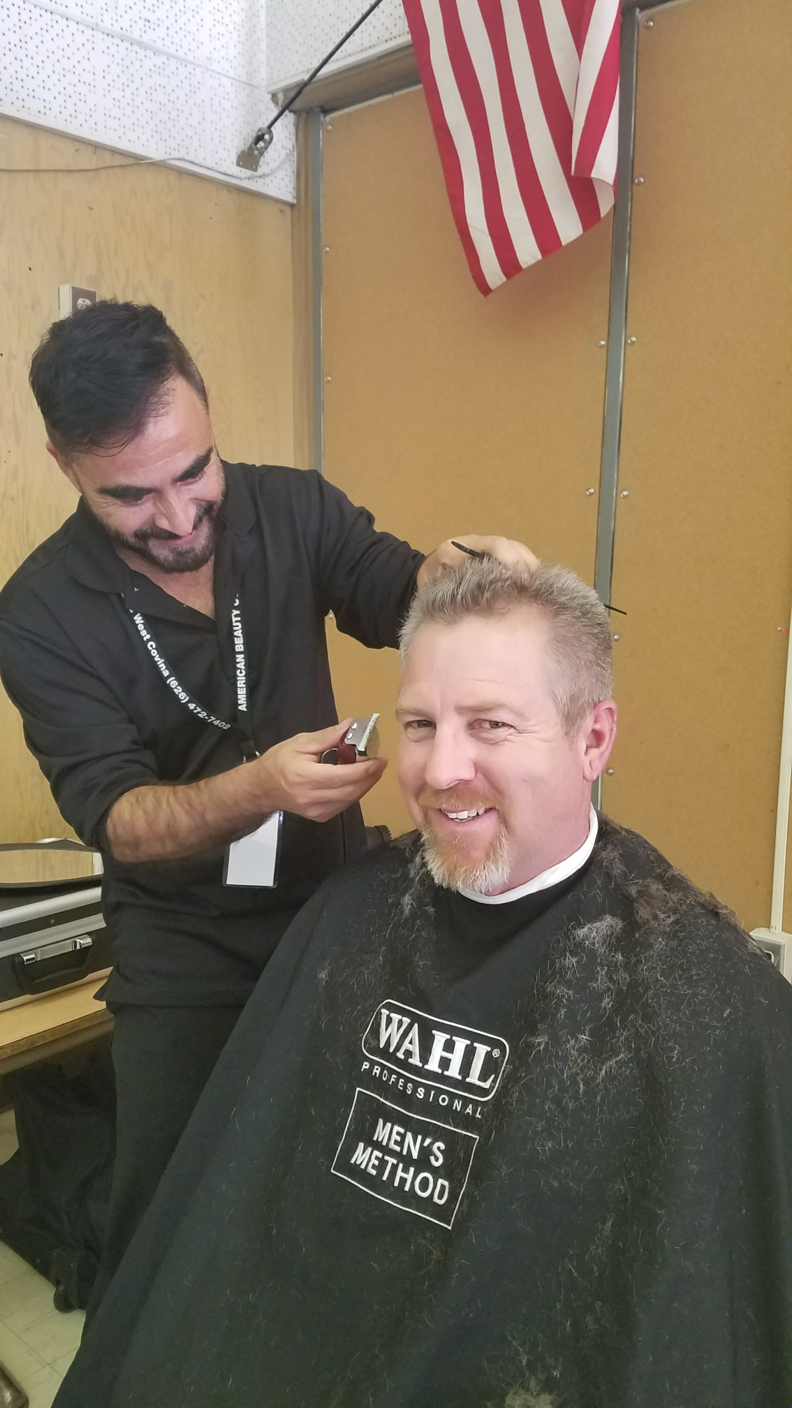 May 2018 Hello Haircut Program