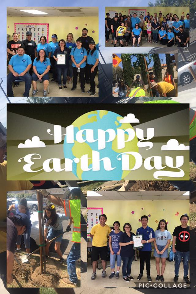 4.23.17 Earth Day Volunteer