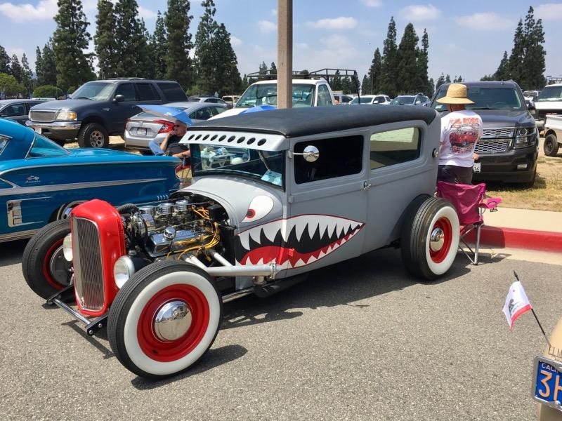 April 2018 3rd Annual Car Show