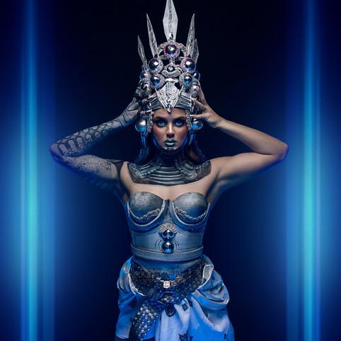 Apsara warrior