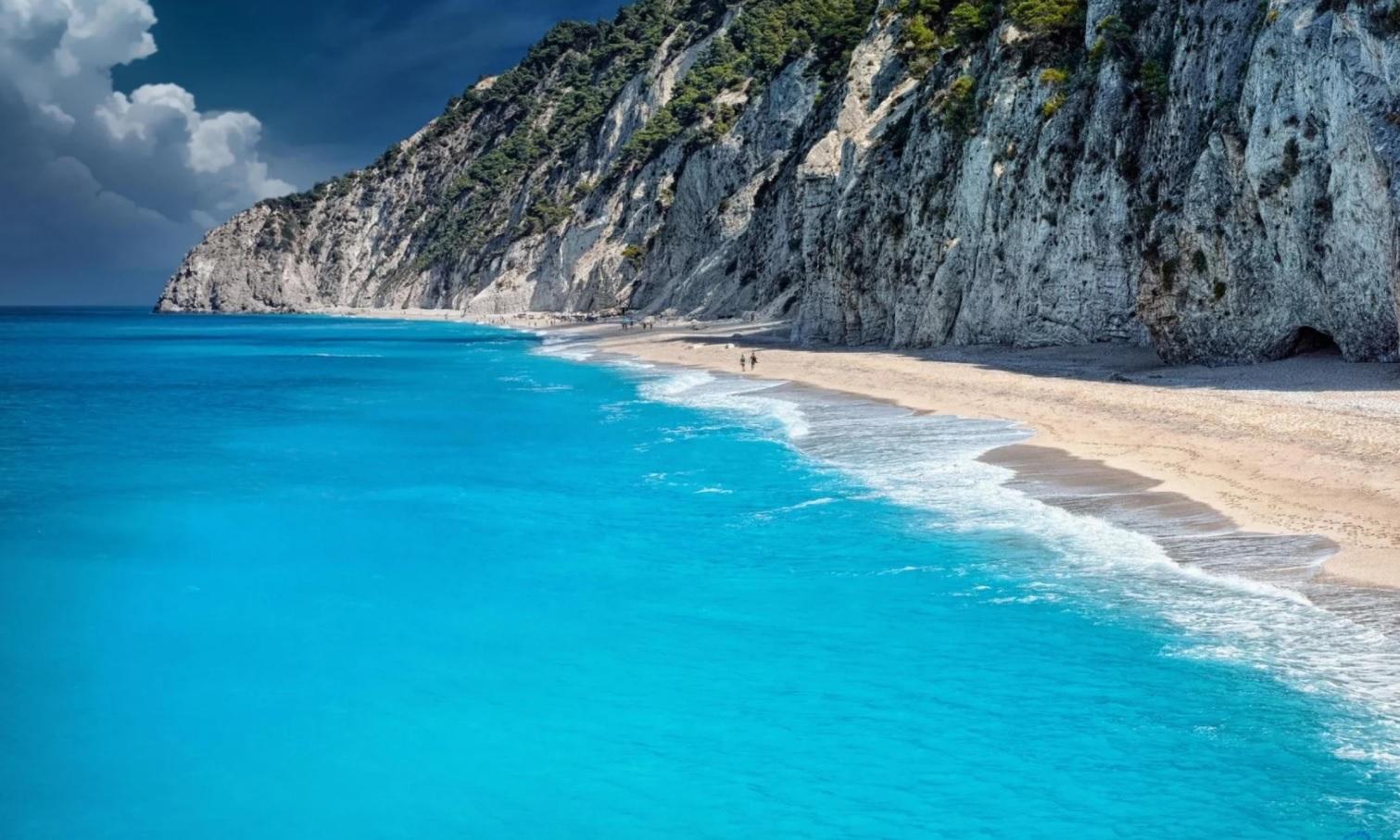 Egremni Beach - Lefkada