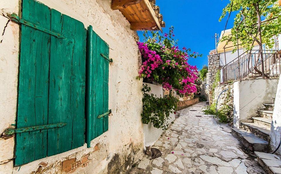 Village view - Lefkada