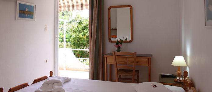 Room View | Lakmar Studios&Aparments | Lygia - Lefkada