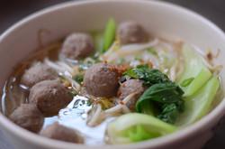 SA - Beef Ball Soup