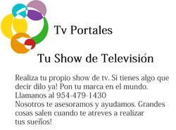 Tu show de television
