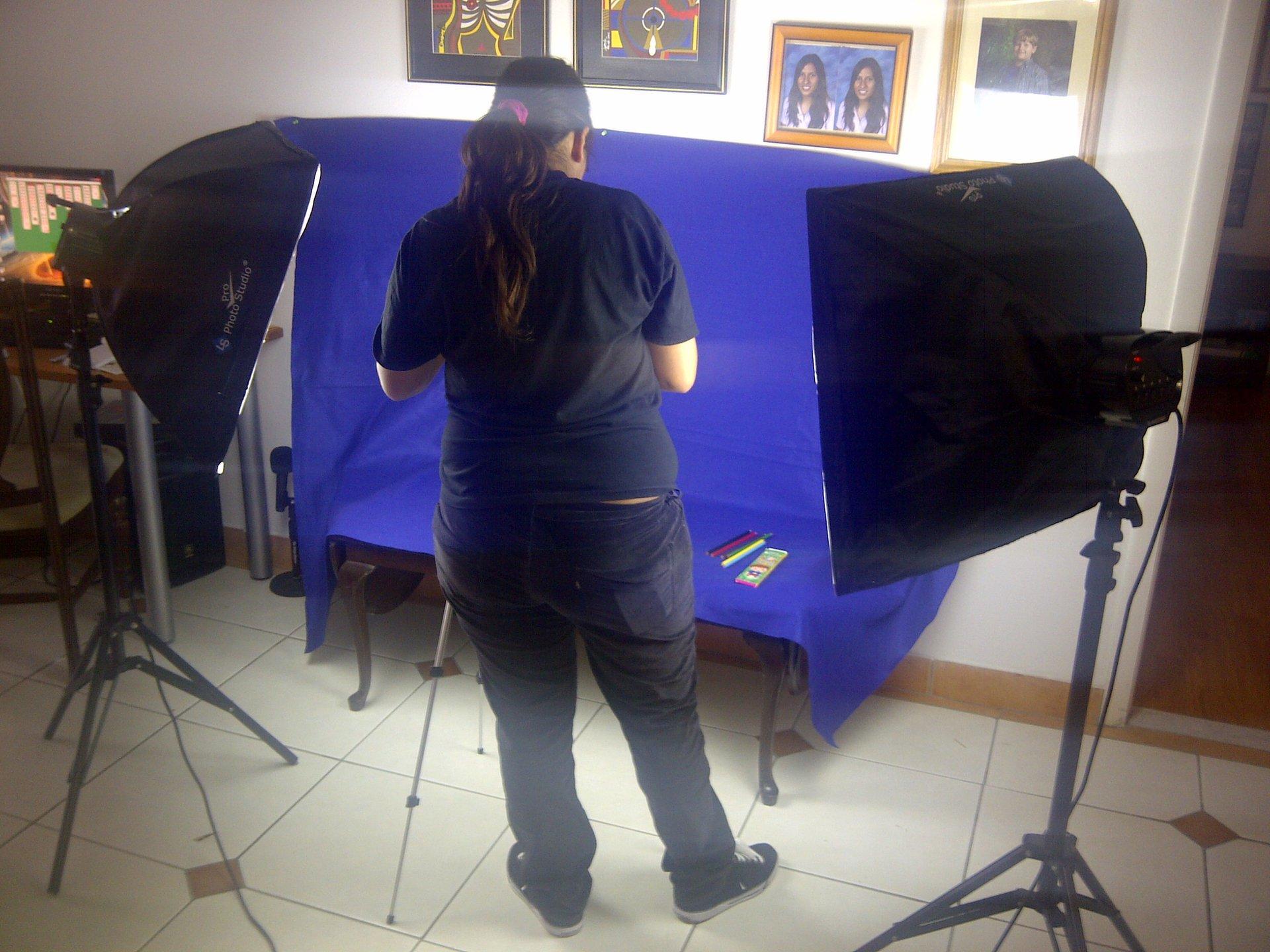 Trabajo de fotografia