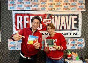 2019.02.07  REDS  WAVE 87,3 FM に出演