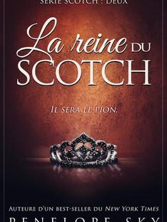 La Reine du Scotch - Penelope Sky