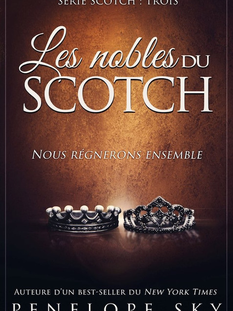 Les Nobles du Scotch - Penelope Sky