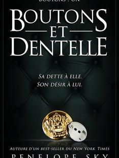 Boutons et Dentelles - Penelope Sky
