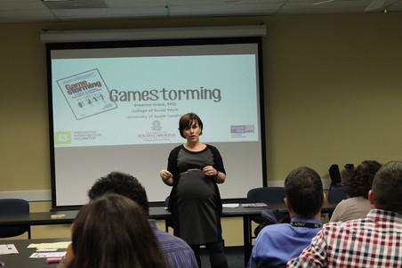 Gamestorming Workshop