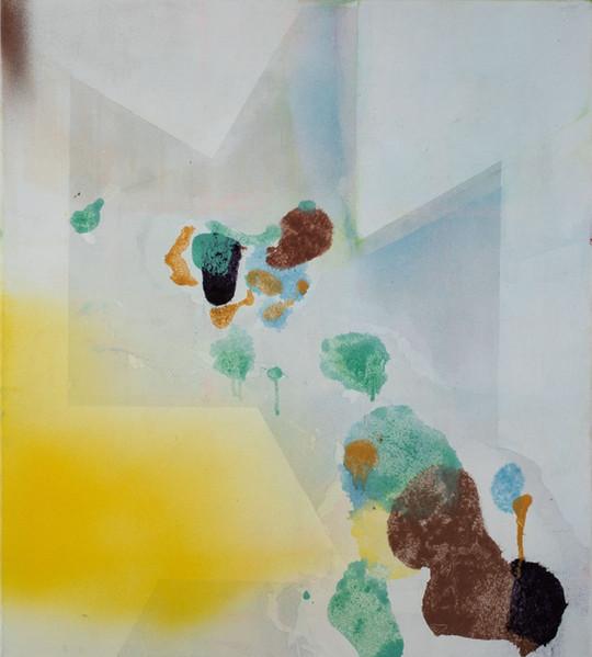 Dymaxion composition 5/Palette clouds
