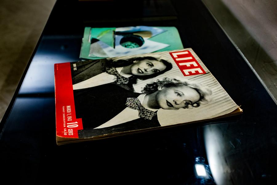 Life magasin original/ 1943