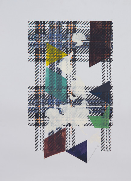 Dymaxion composition 8