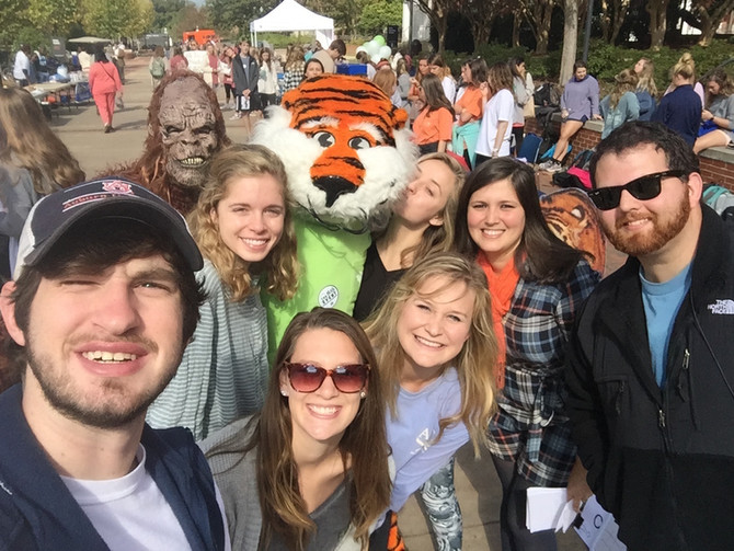 Tiger Awareness Week a Massive Hit at Auburn University