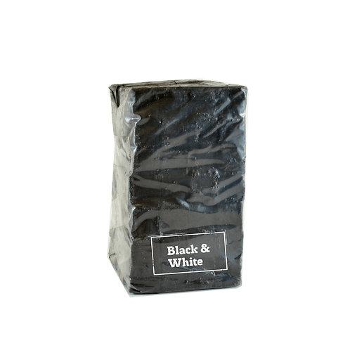 Уголь Black & White 96 шт (22мм)