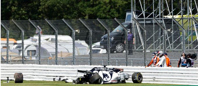 Crazy British Grand Prix