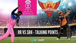 RR vs SRH: Splendid Manish makes the Royals bow down!!