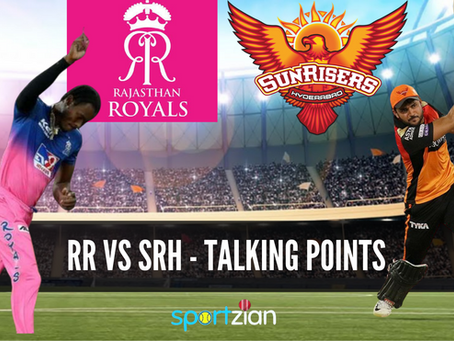RR vs SRH: Splendid Manish makes the Royals bow down!!
