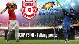 MI vs KXIP: Double Dhamaka on Super Sunday