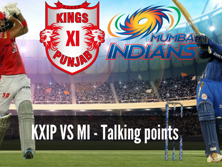 MI vs KXIP: Double Dhamaka on Super Sunday